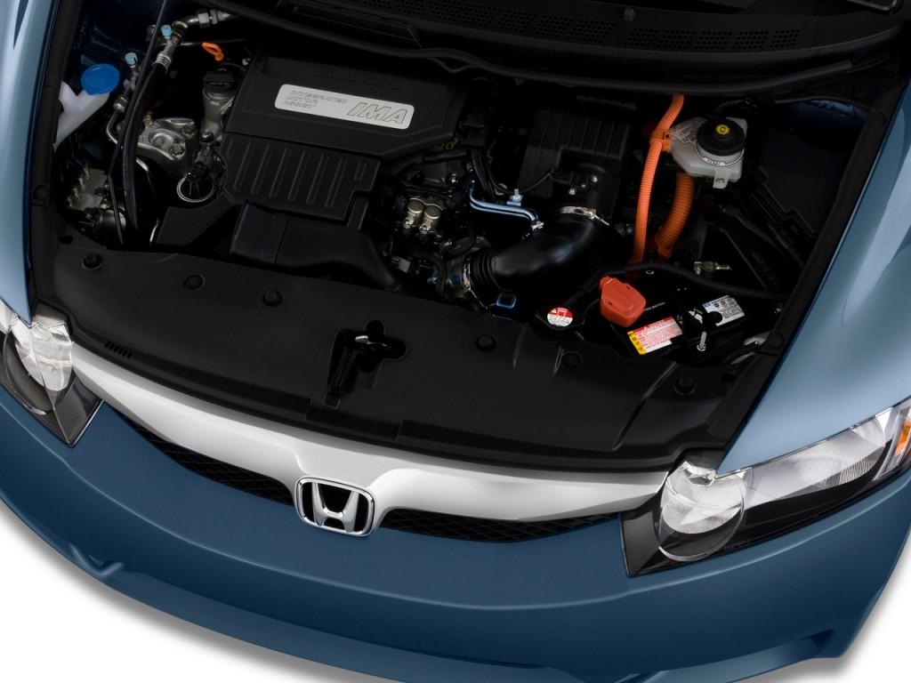 Image 2010 Honda Civic Hybrid 4 Door Sedan L4 Cvt Engine