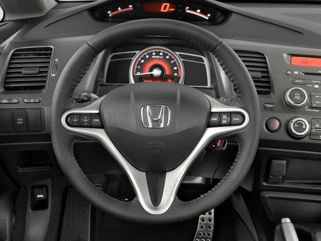 image 2010 honda civic sedan 4 door man si steering wheel size 1024 x 768 type gif posted. Black Bedroom Furniture Sets. Home Design Ideas