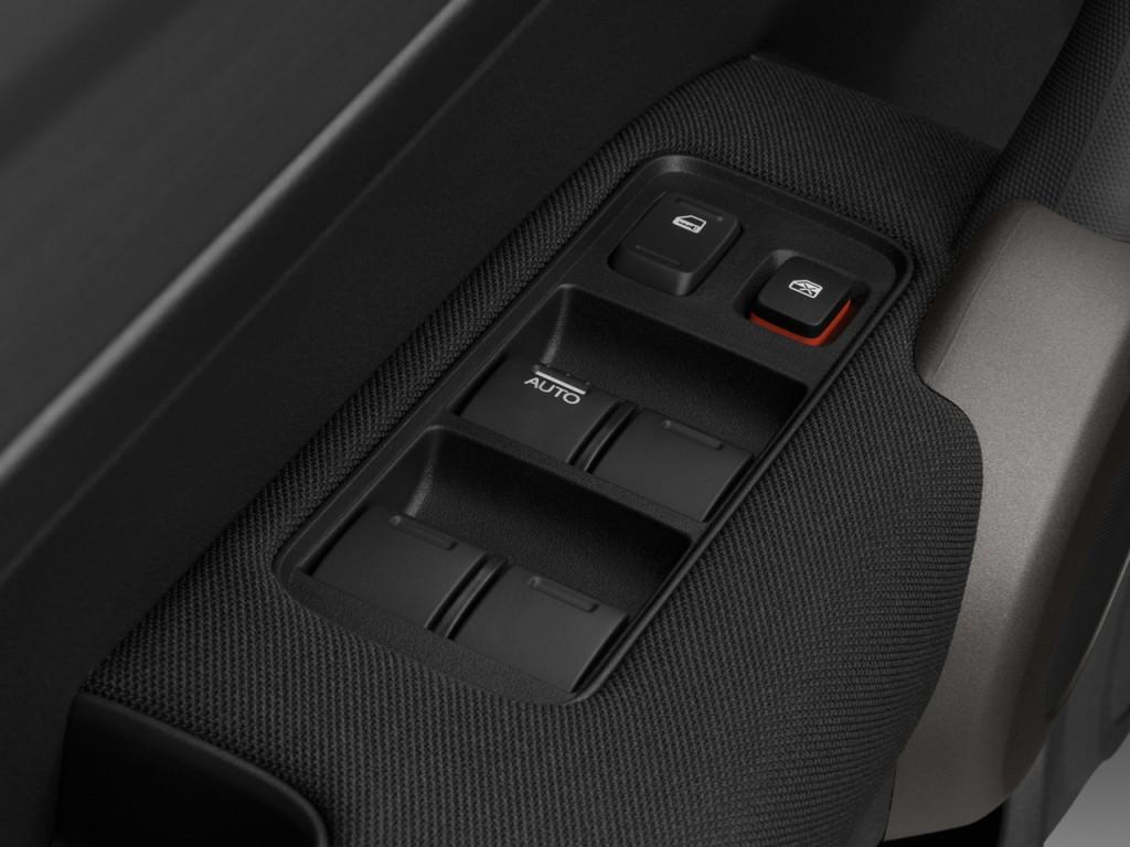 Image 2010 Honda Cr V 2wd 5dr Lx Door Controls Size