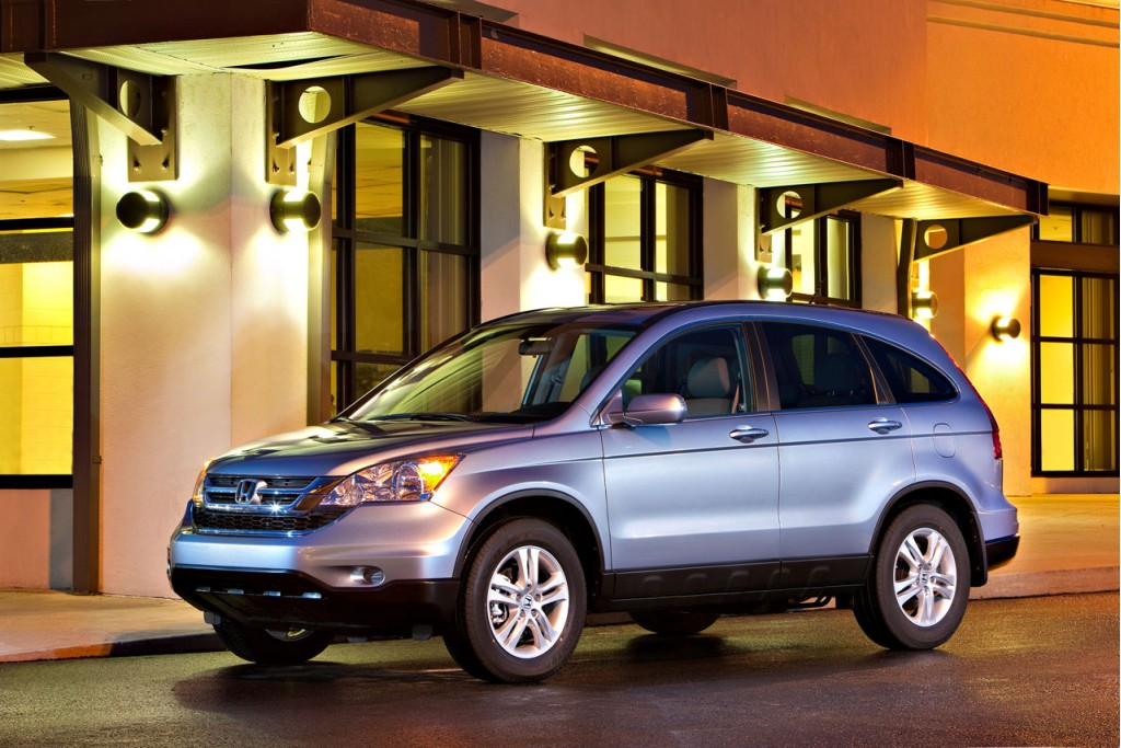 Honda Recalls 2010 Accord, CR-V For Electrical Problem
