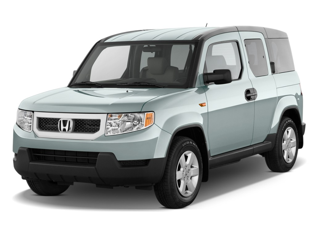 Honda Element Review Ratings Specs Prices And Photos The Car Connection