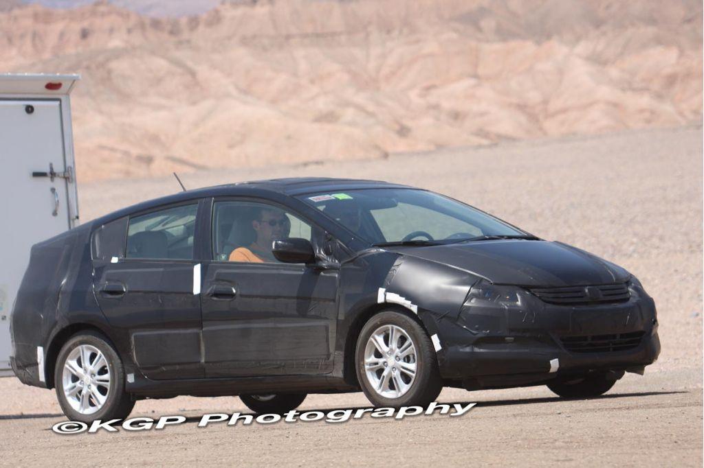 2010 Honda Hybrid