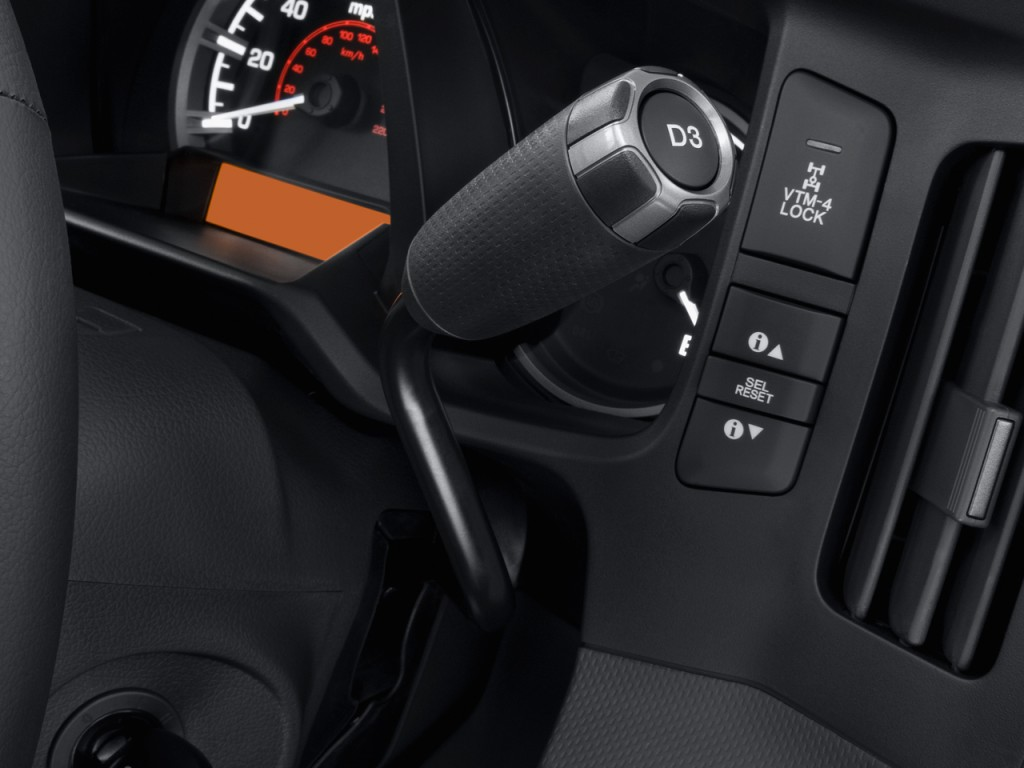Image 2010 Honda Ridgeline 4wd Crew Cab Rtl W Navi Gear