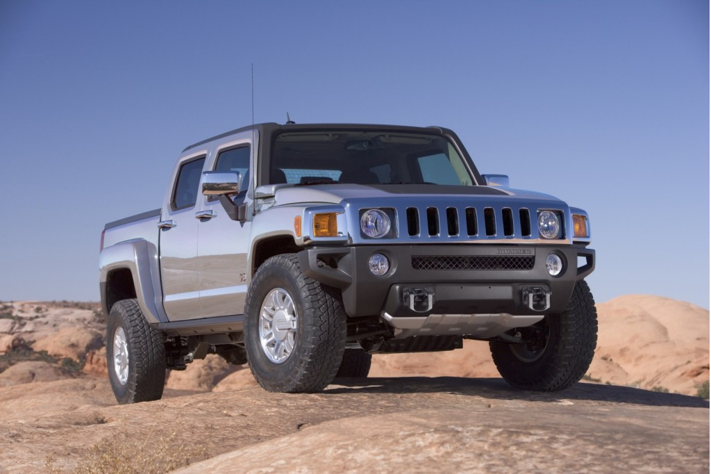 GM electric pickup program could lead to Hummer revival