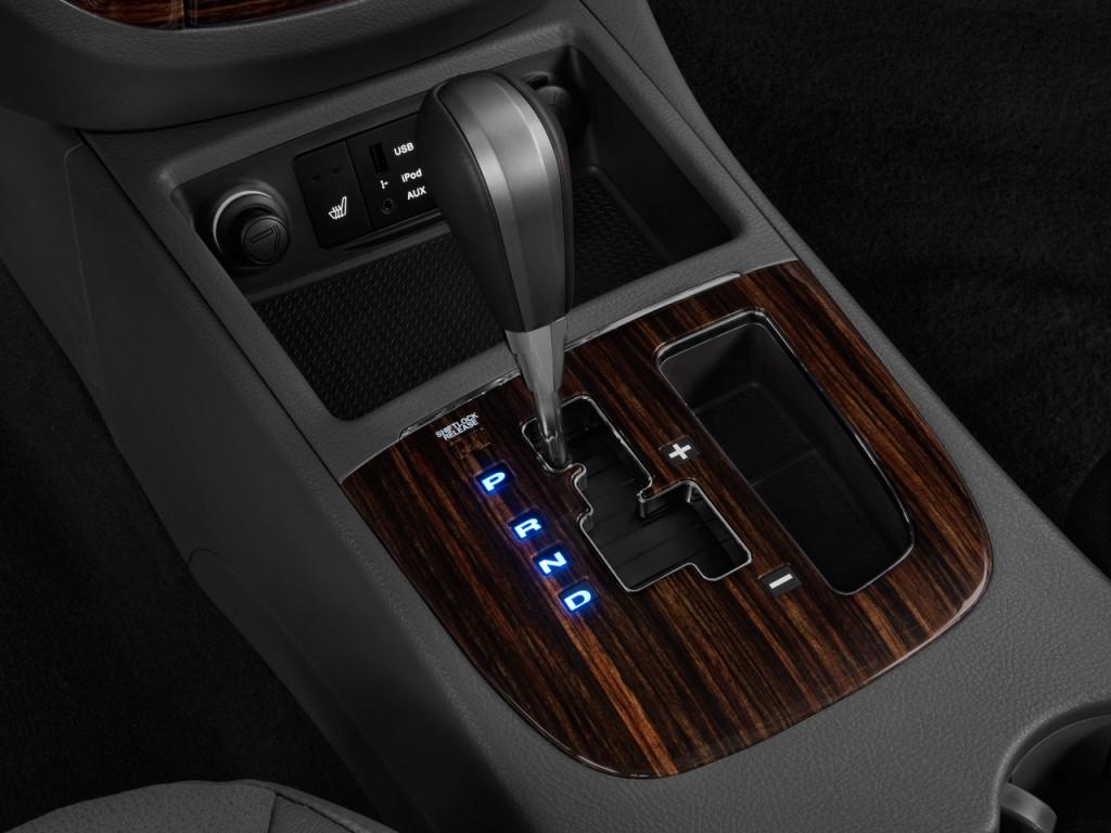 Ford Auto Finance Image: 2010 Hyundai Santa Fe AWD 4-door V6 Auto SE Gear ...
