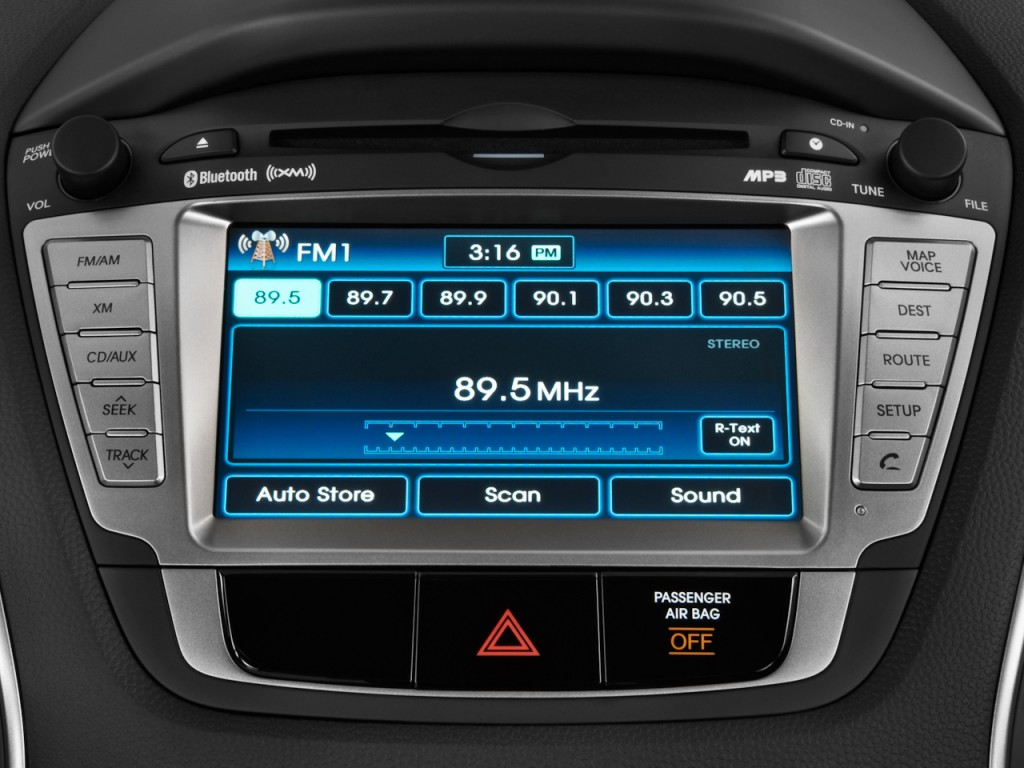Hyundai Tucson Fwd Door I Auto Limited Pzev Audio System L