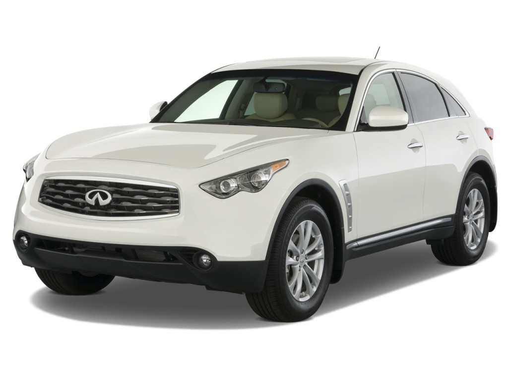 2010 Infiniti Fx35 Review Ratings Specs Prices And Photos The Car Connection