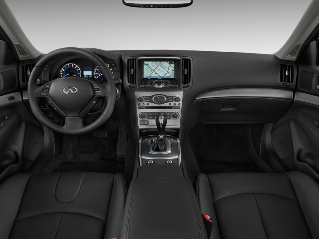 Image: 2010 Infiniti G37 Sedan 4-door Journey RWD ...
