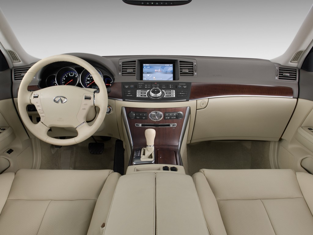 Infiniti M Door Sedan Rwd Dashboard L
