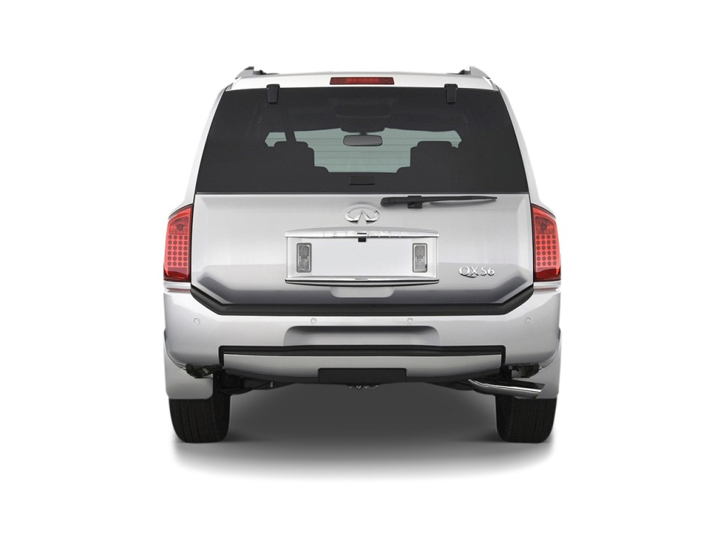 Infiniti Q30 2004 >> Image: 2010 Infiniti QX56 RWD 4-door Rear Exterior View, size: 1024 x 768, type: gif, posted on ...