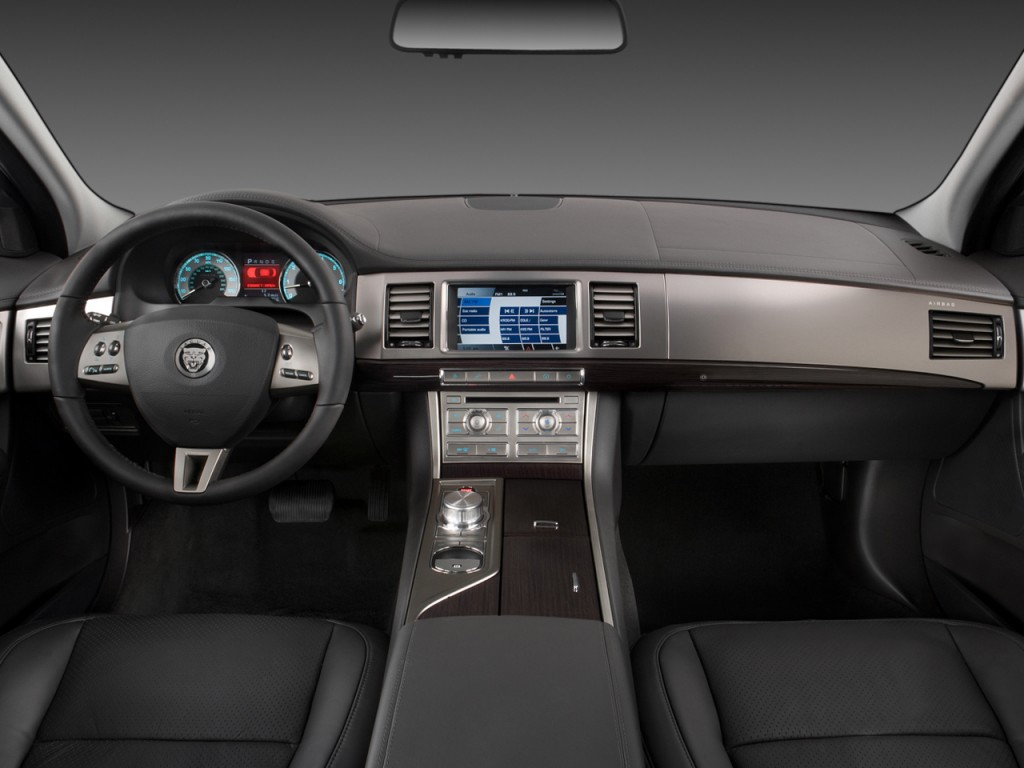 Image 2010 Jaguar Xf 4 Door Sedan Xf Supercharged