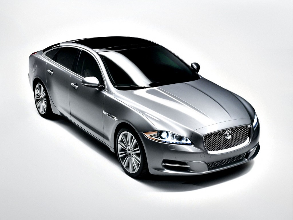 diesel exotic car wallpaper of xj jaguar station