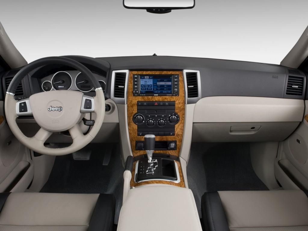 Image 2010 Jeep Grand Cherokee Rwd 4 Door Limited