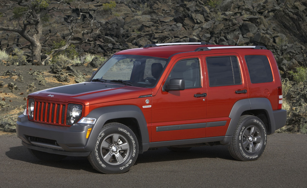 2010 Detroit Auto Show: 2010 Jeep Liberty Renegade, Wrangler Islander & Mountain