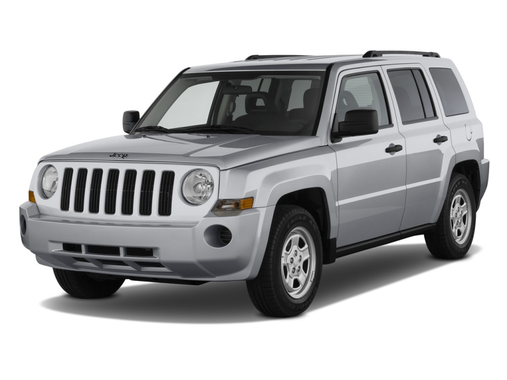 college car review: 2010 jeep patriot limited 4x4
