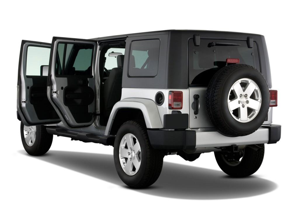 image 2010 jeep wrangler unlimited rwd 4 door sahara open doors size 1024 x 768 type gif. Black Bedroom Furniture Sets. Home Design Ideas