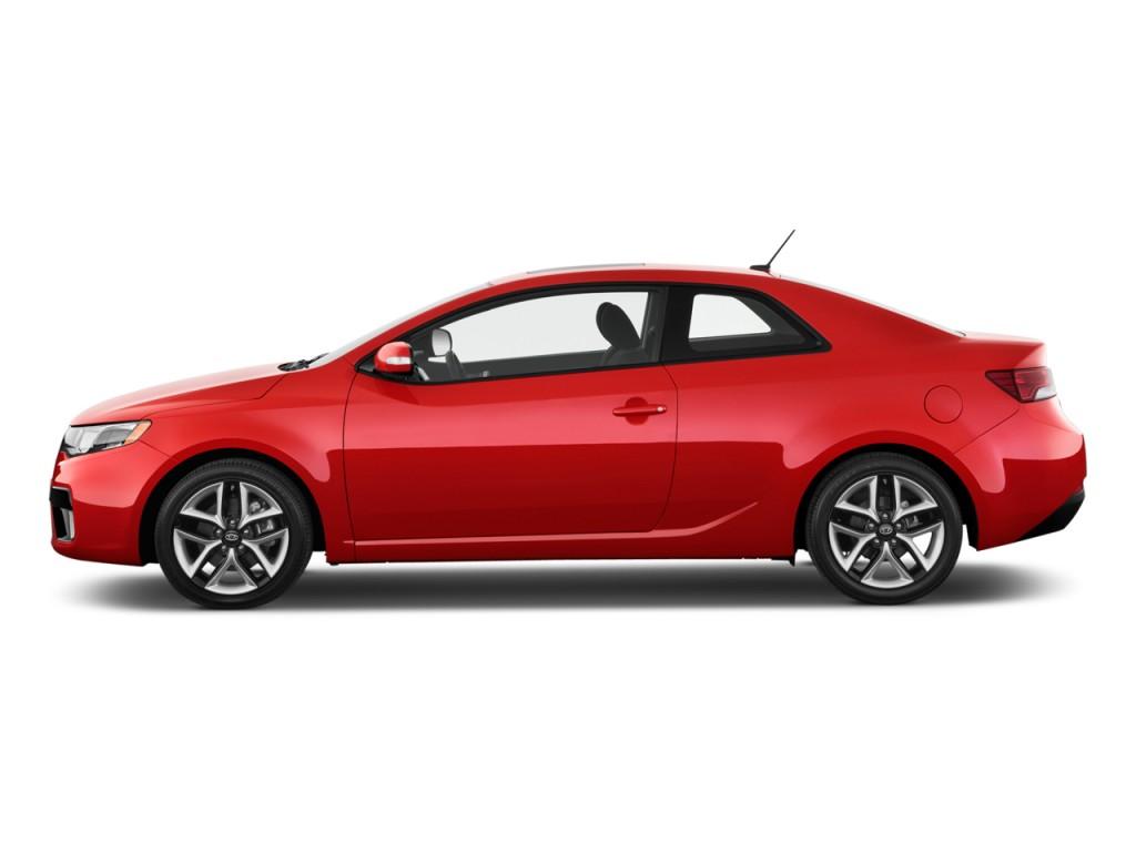 Premier Auto Sales >> Image: 2010 Kia Forte Koup 2-door Coupe Auto SX Side Exterior View, size: 1024 x 768, type: gif ...