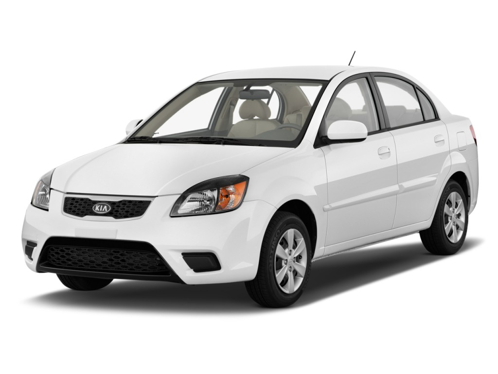 2010 kia rio review ratings specs prices and photos the car rh thecarconnection com Kia Rio Car Manual 2008 Kia Rio Red