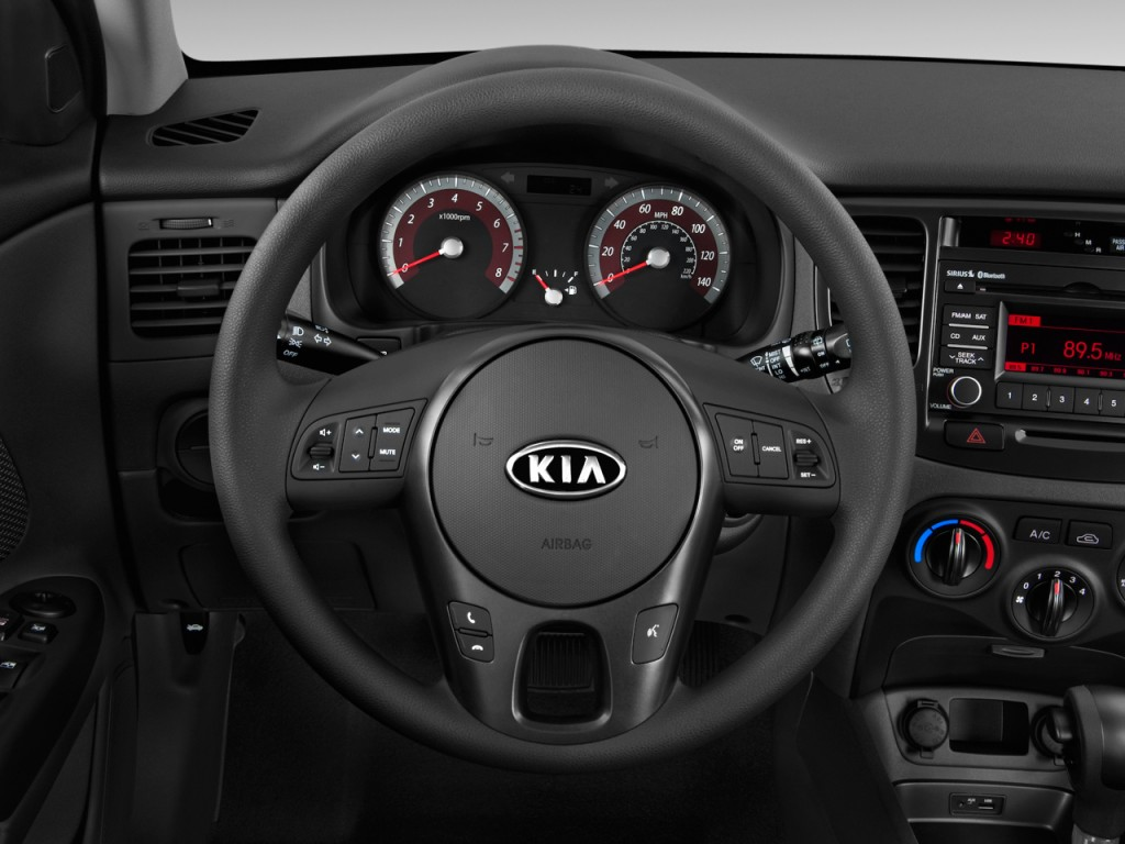image 2010 kia rio 5dr hb auto rio5 lx steering wheel size 1024 x 768 type gif posted on. Black Bedroom Furniture Sets. Home Design Ideas