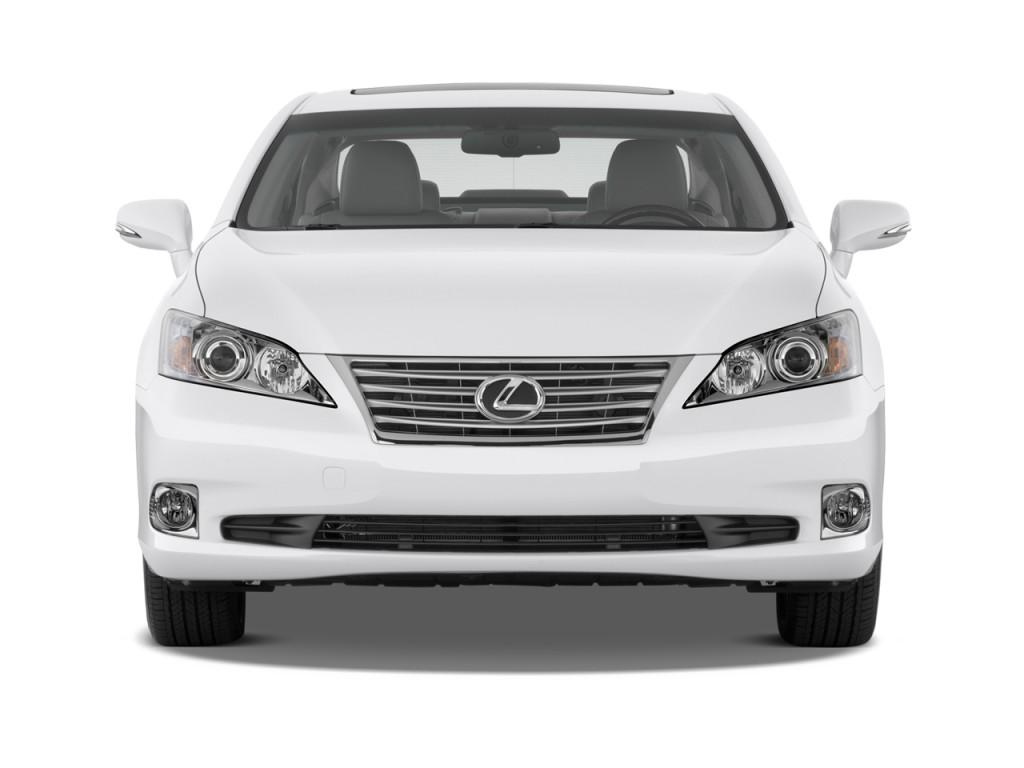 Image: 2010 Lexus ES 350 4-door Sedan Front Exterior View, size: 1024 x 768, type: gif, posted ...