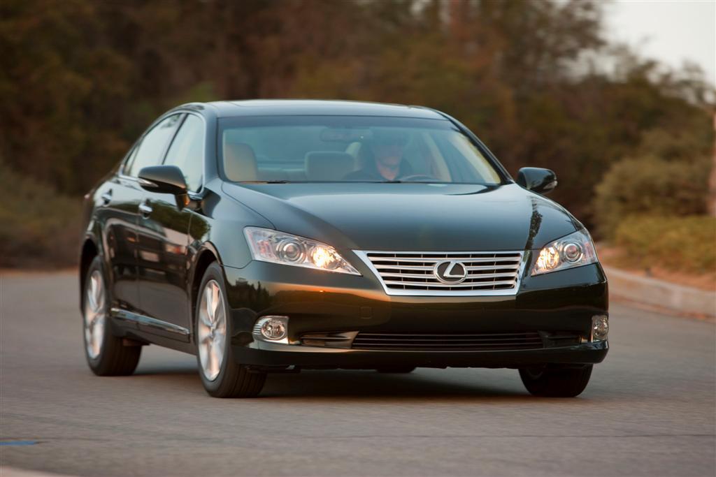 Preview: 2010 Lexus ES 350