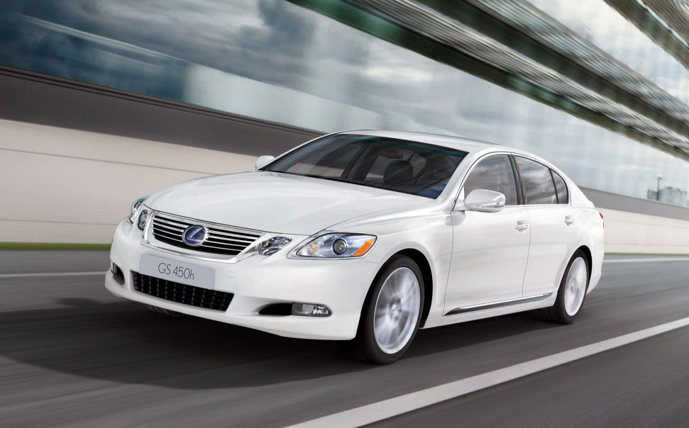 Lexus Prices 2010 GS and LS Sedans