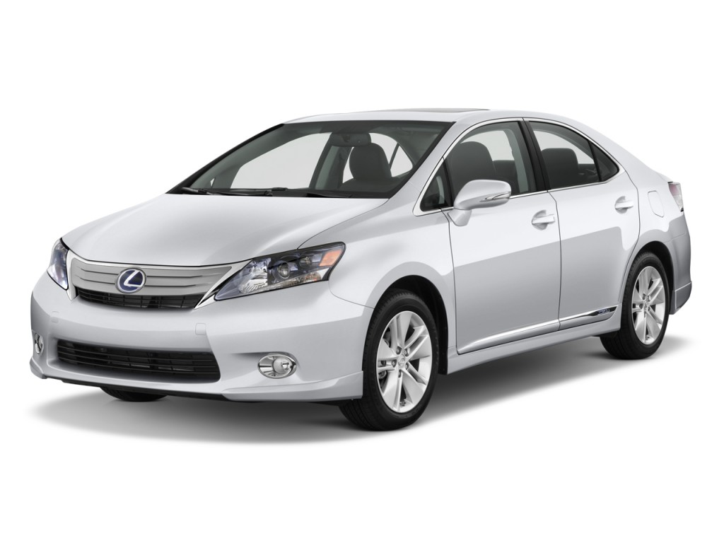 2010 Lexus Hs 250h Review Ratings Specs Prices And Photos The Car Connection
