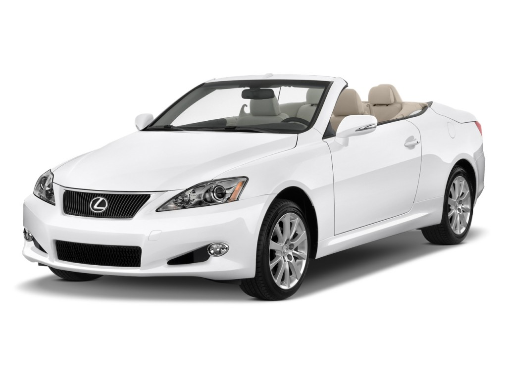 Lexus is250c 2010