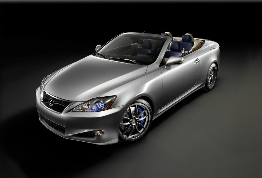 2010 Lexus Is 350 C F Sport Review