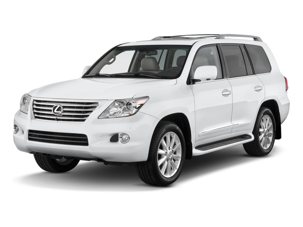 2010 Lexus LX Review, Ratings, Specs, Prices, and Photos - The Car