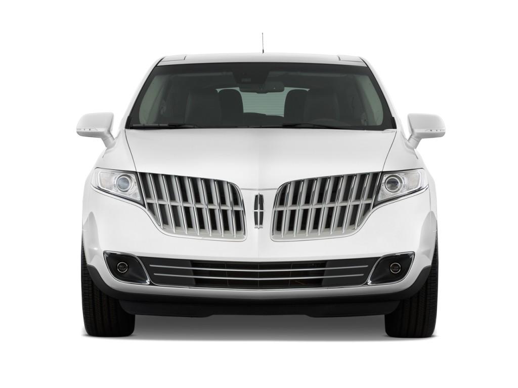 2010 Lincoln MKT 4-door Wagon 3.7L FWD Front Exterior View
