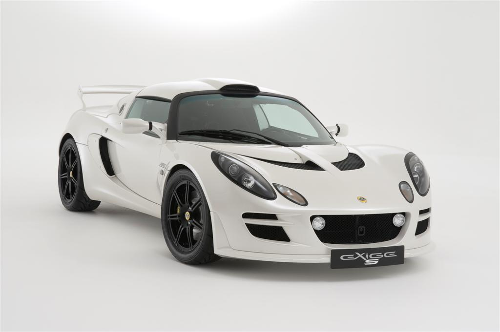 Lotus Exige S  Preview