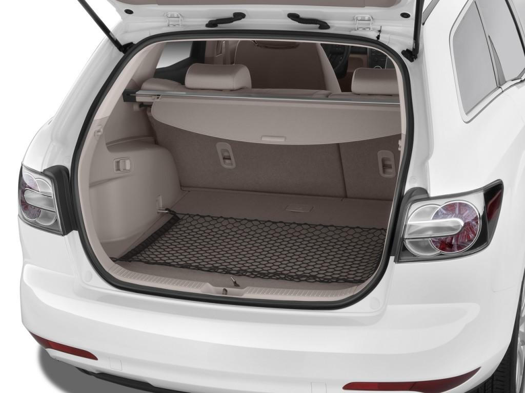 image 2010 mazda cx 7 fwd 4 door i sport trunk size. Black Bedroom Furniture Sets. Home Design Ideas