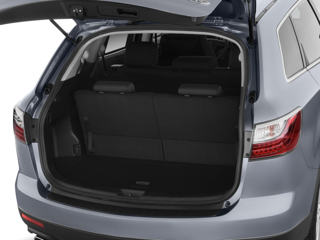 image 2010 mazda cx 9 fwd 4 door sport trunk size 1024. Black Bedroom Furniture Sets. Home Design Ideas