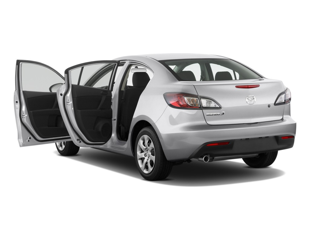 Image: 2010 Mazda MAZDA3 4-door Sedan Auto i Sport Open ...