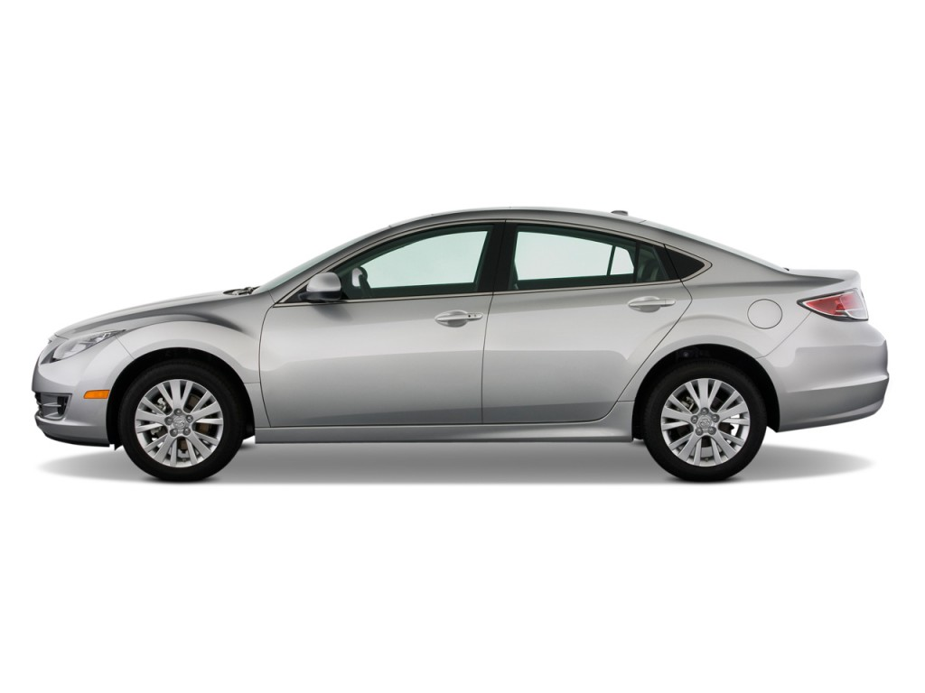 Image: 2010 Mazda MAZDA6 4-door Sedan Auto i Grand Touring ...