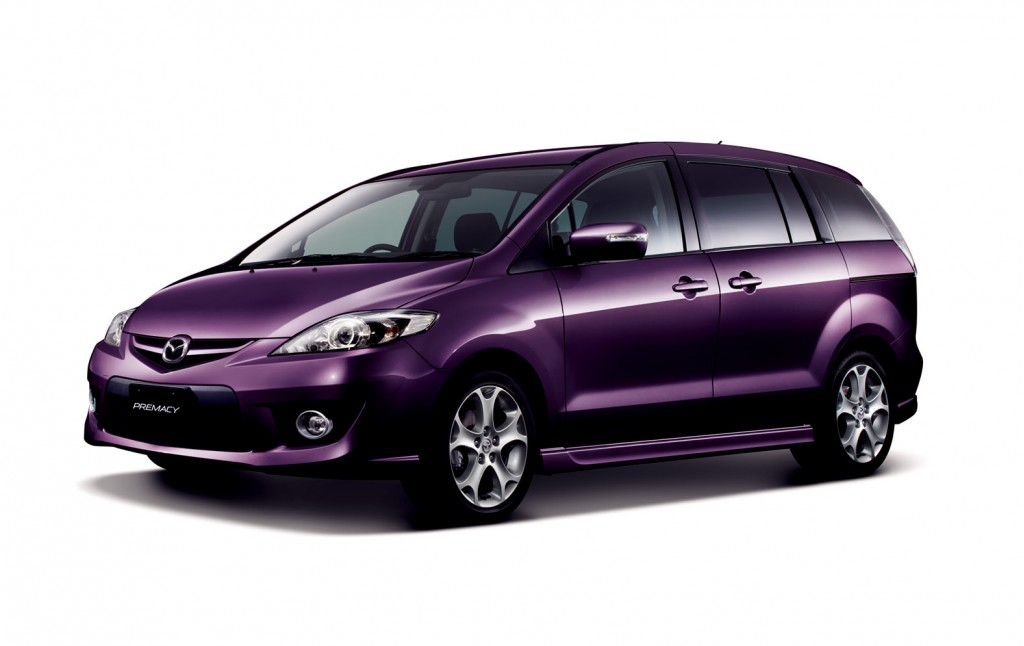 Mazda5 Likely Sporting Few Changes For 2010