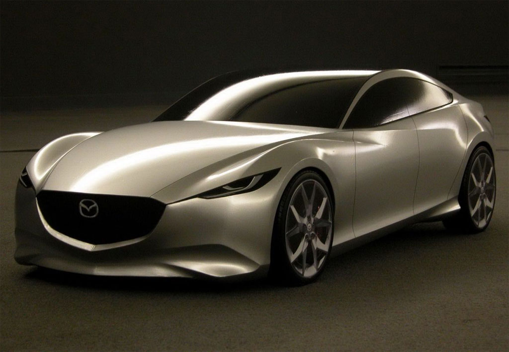2010 Mazda Shinari Concept: New Images