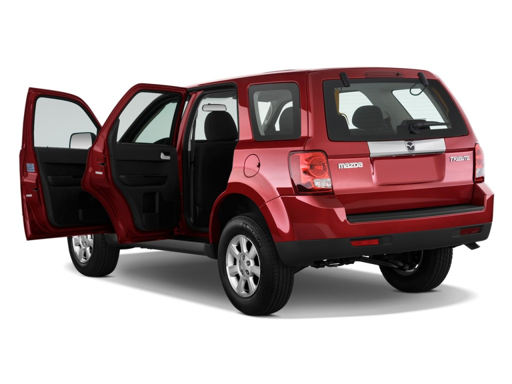 Image 2010 Mazda Tribute Fwd I4 Auto Sport Open Doors Size 1024 X 768 Type Gif Posted On