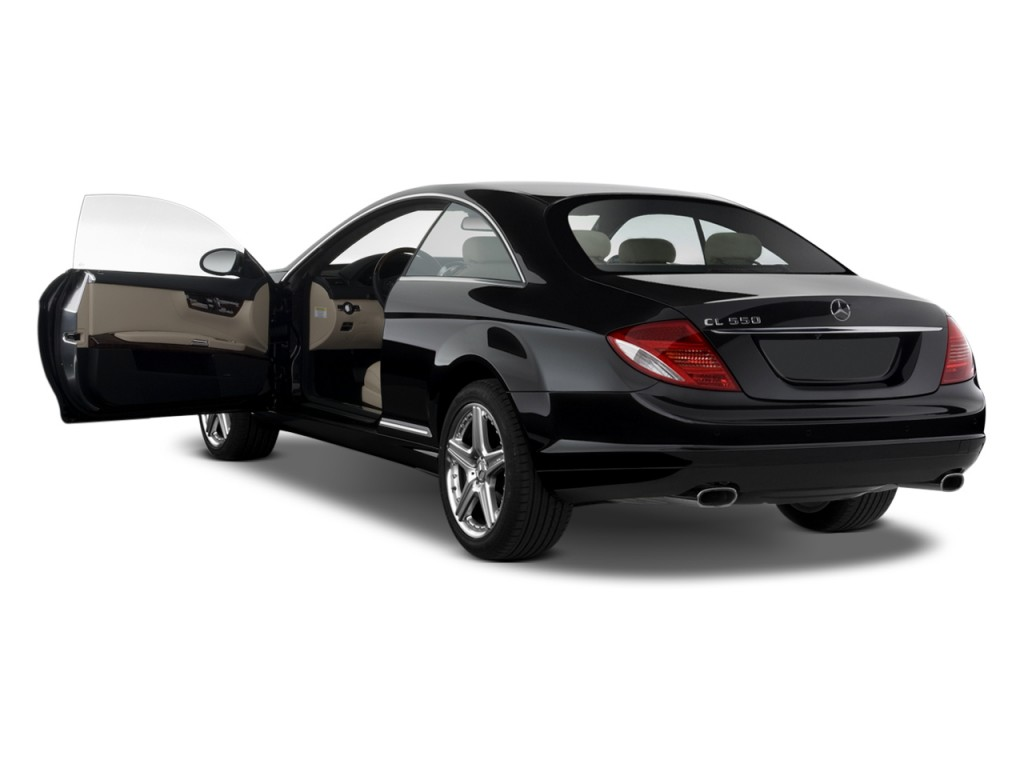image 2010 mercedes benz cl class 2 door coupe 5 5l v8. Black Bedroom Furniture Sets. Home Design Ideas