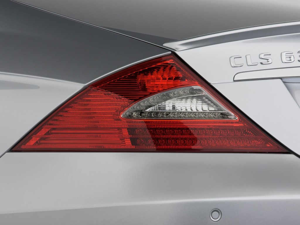 2010 Mercedes-Benz CLS Class 4-door Sedan 6.3L AMG Tail Light