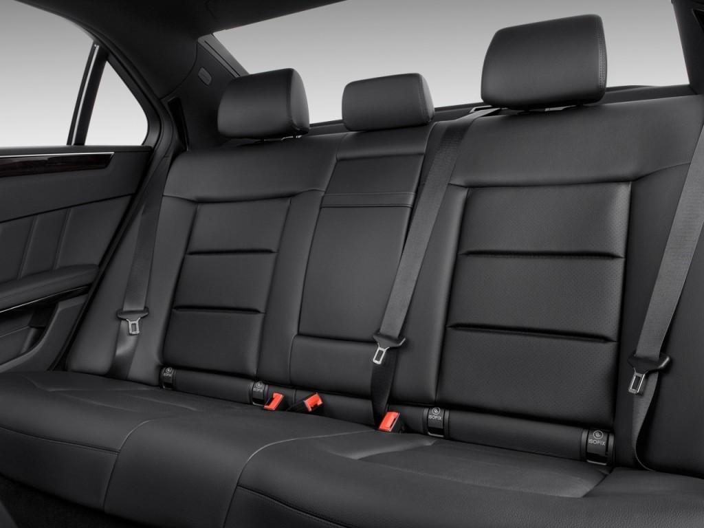 Image: 2010 Mercedes-Benz E Class 4-door Sedan Luxury 3.5L ...