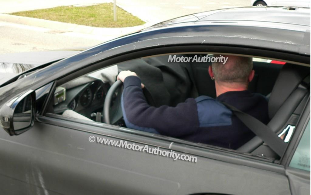 2010 mercedes benz e class coupe spy shots october 002