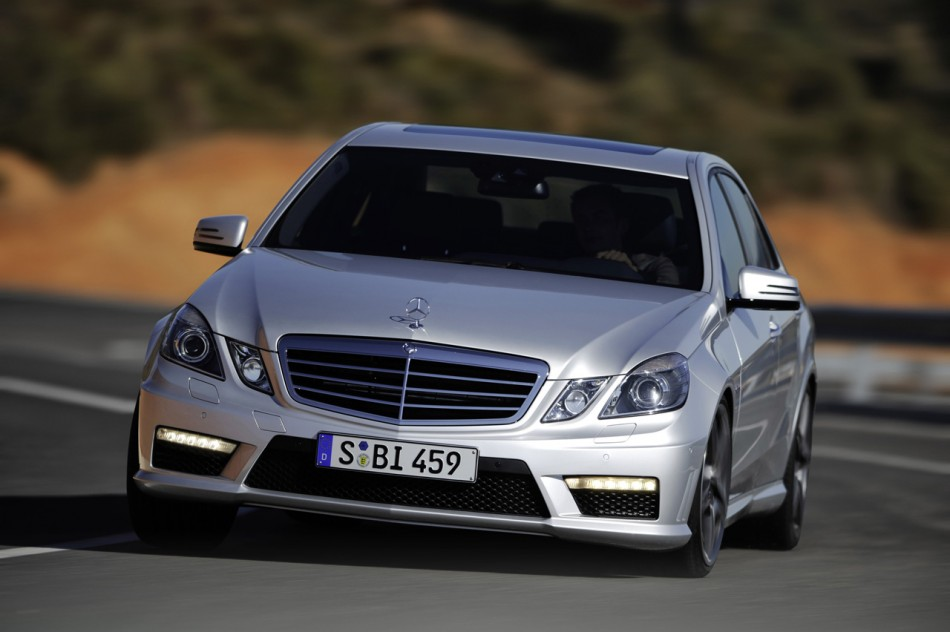 2010 Mercedes-Benz E63 AMG Gets 7-Speed MCT From SL