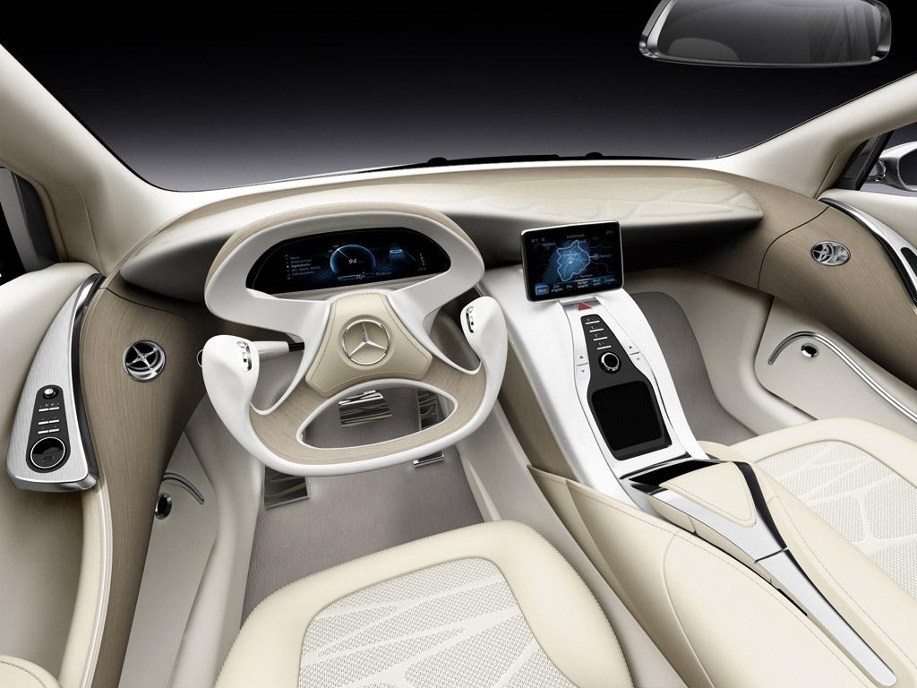 Geneva Motor Show Preview Mercedes Benz F800 Style Concept