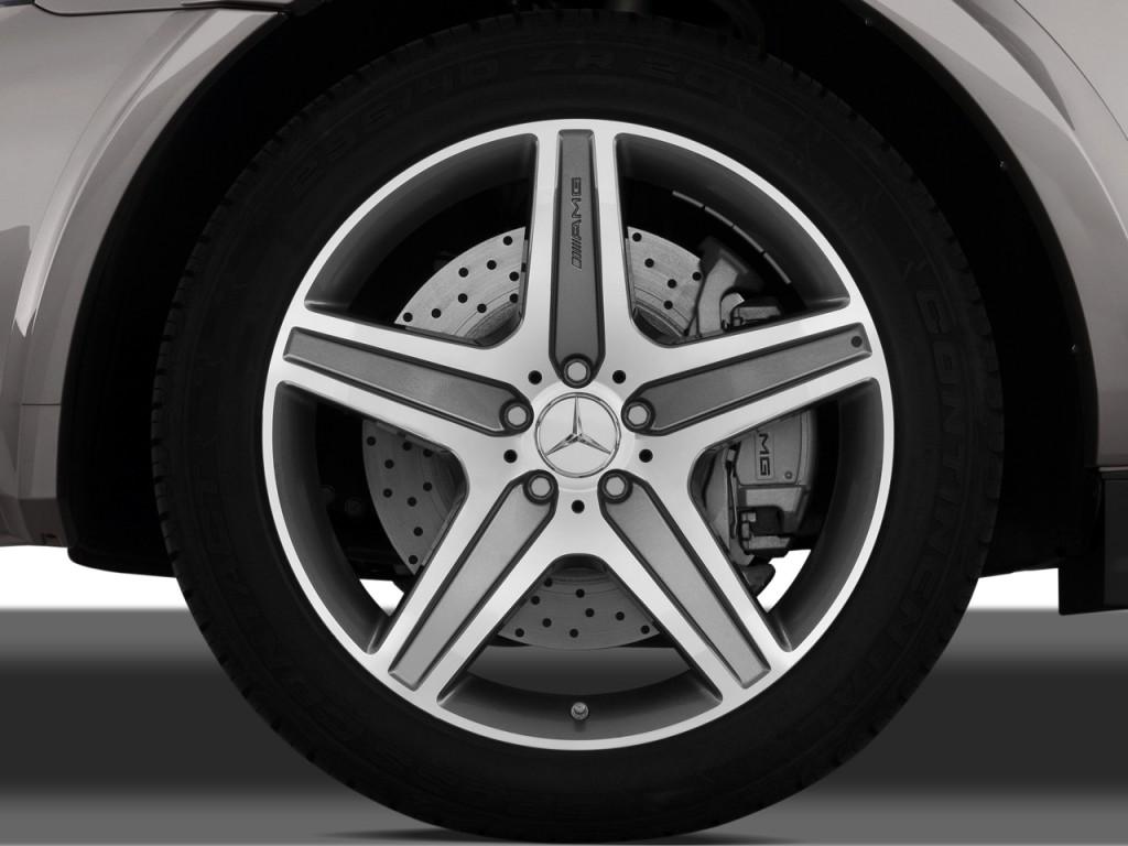 Image 2010 mercedes benz m class 4matic 4 door 6 3l amg for Mercedes benz 6 wheel