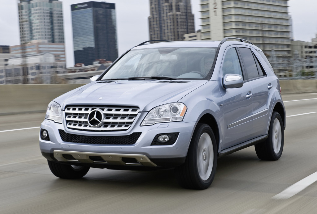 2010 Mercedes Benz Ml450 Hybrid Preview