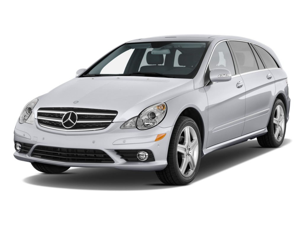 2010 Mercedes-Benz R Class Review, Ratings, Specs, Prices, and