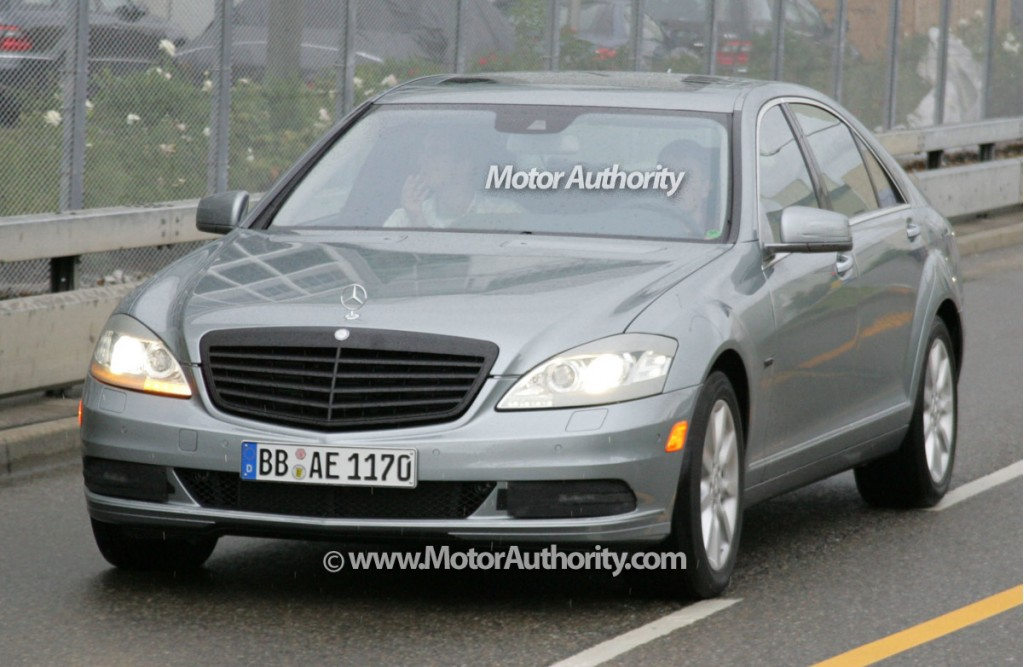 2010 mercedes benz s class facelift spy motorauthority 003