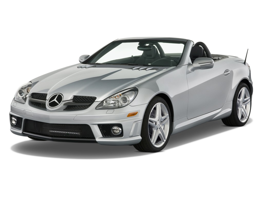 2010 Mercedes-Benz SLK Class Review, Ratings, Specs, Prices
